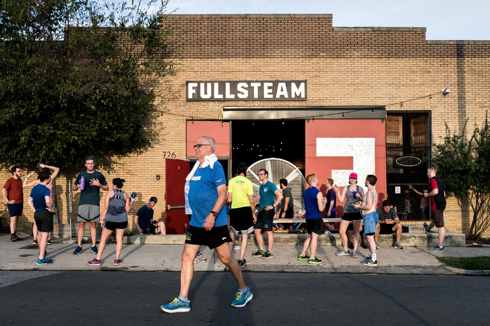 Fullsteam Ahead! Run Club